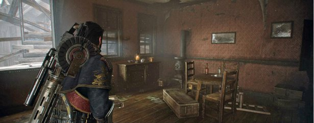 The Order: 1886 screen